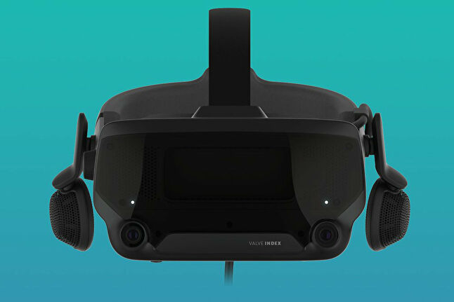 West is pleased that there are effectively two fields for VR headsets. On the high-end side, headsets like the Valve Index allow text to be read - something key for developers