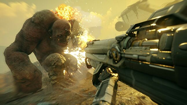 Rage 2 has many flaws, but its combat mechanics are universally agreed to be excellent