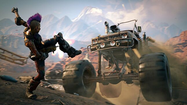 Avalanche Studios worked on the game, bringing expertise in both cars and open-world design