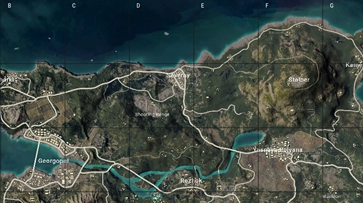 pubg map vikendi loot