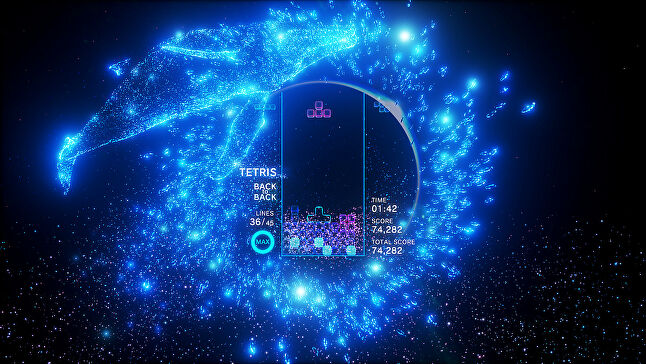 Tetris Effect on PS4 kicked off the brand's 35th anniversary