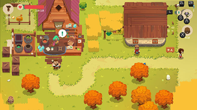 The success of Digital Sun's Moonlighter has made 11 bit Studios a more attractive publisher to third-party developers