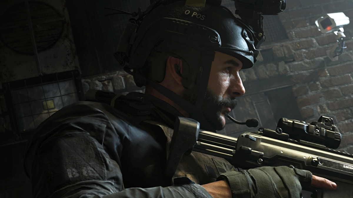 Call of Duty: Modern Warfare's engine revamp promises a generational