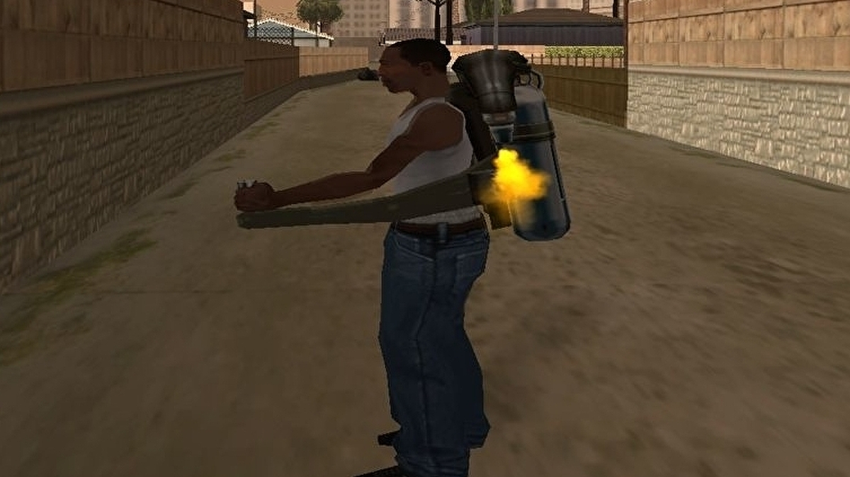 GTA San Andreas cheat codes: all cheats for Xbox, PS2, PS3 and PC