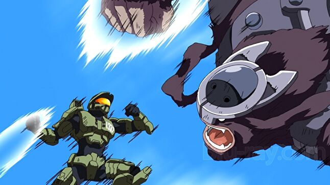 Animé anthology Halo Legends was a creative risk for the franchise, but one that paved the way for its ongoing transmedia efforts