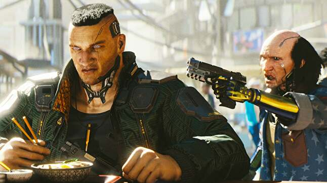 The Xbox press conference was buoyed by games that were not on Microsoft's slate for the coming year, like Cyberpunk 2077
