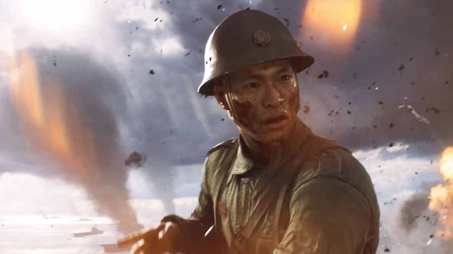 Battlefield 5 Teases Pacific Theatre And Loads Of New Maps