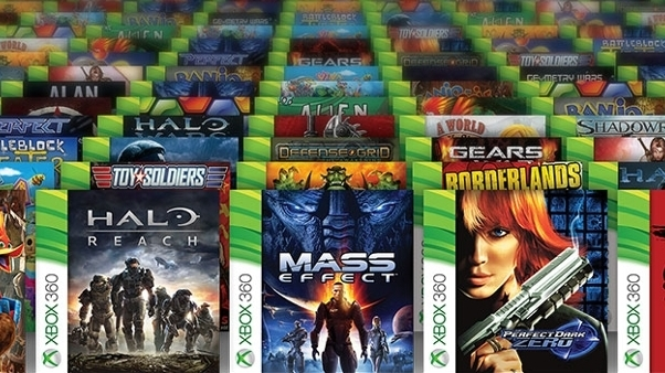 List of Xbox games compatible with Xbox 360 - Wikipedia