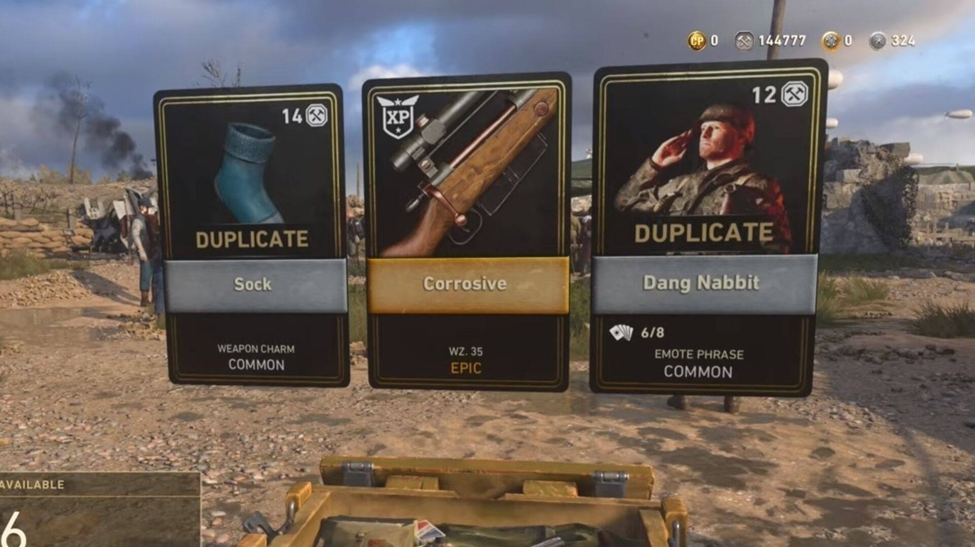 Don't forget Call of Duty: WW2, which is currently having a loot box