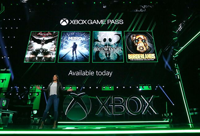 Game Pass is attracting big third-parties, but primarily with legacy content
