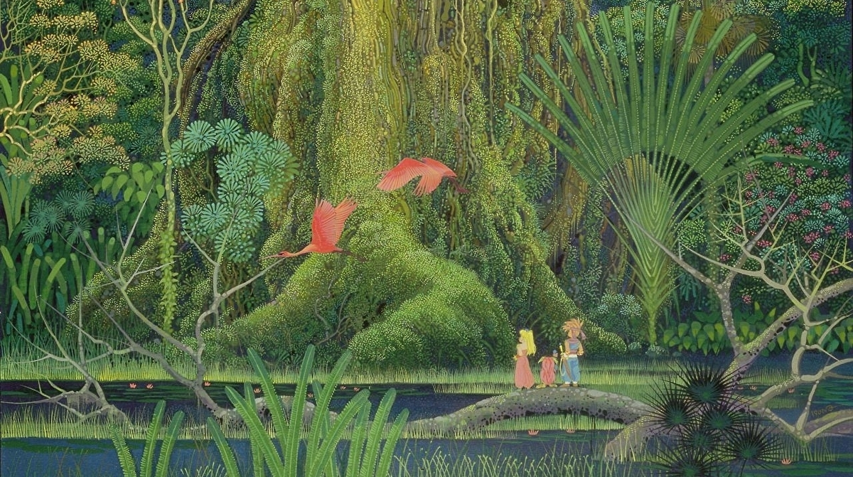 Secret of Mana and the art of a good box