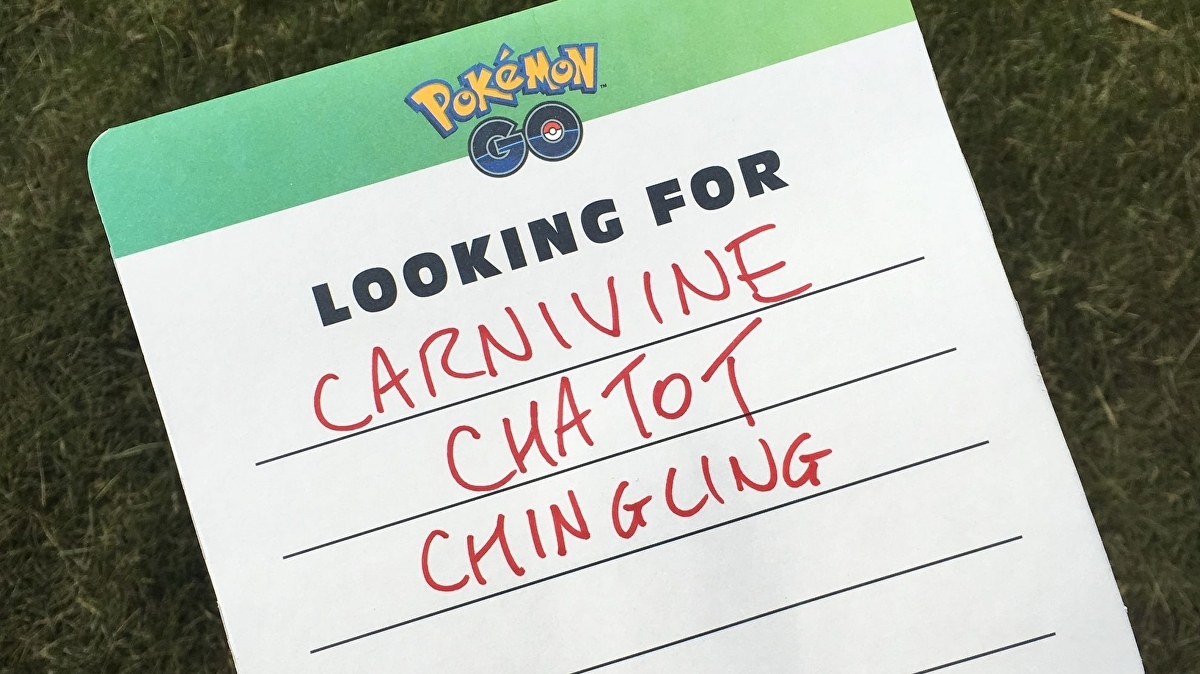 This year's Pokémon Go Fest gets playing with strangers right