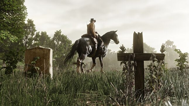 The eight years between Red Dead Redemption and its sequel was 'probably too long'