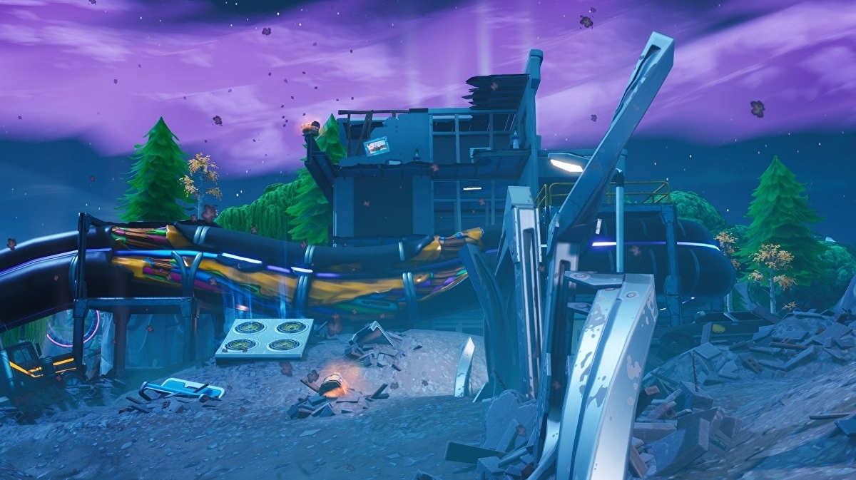 Fortnite patch adds new AOE healing item, more monster destruction