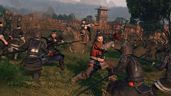 Total War: Three Kingdoms was designed with China in mind, but not just China