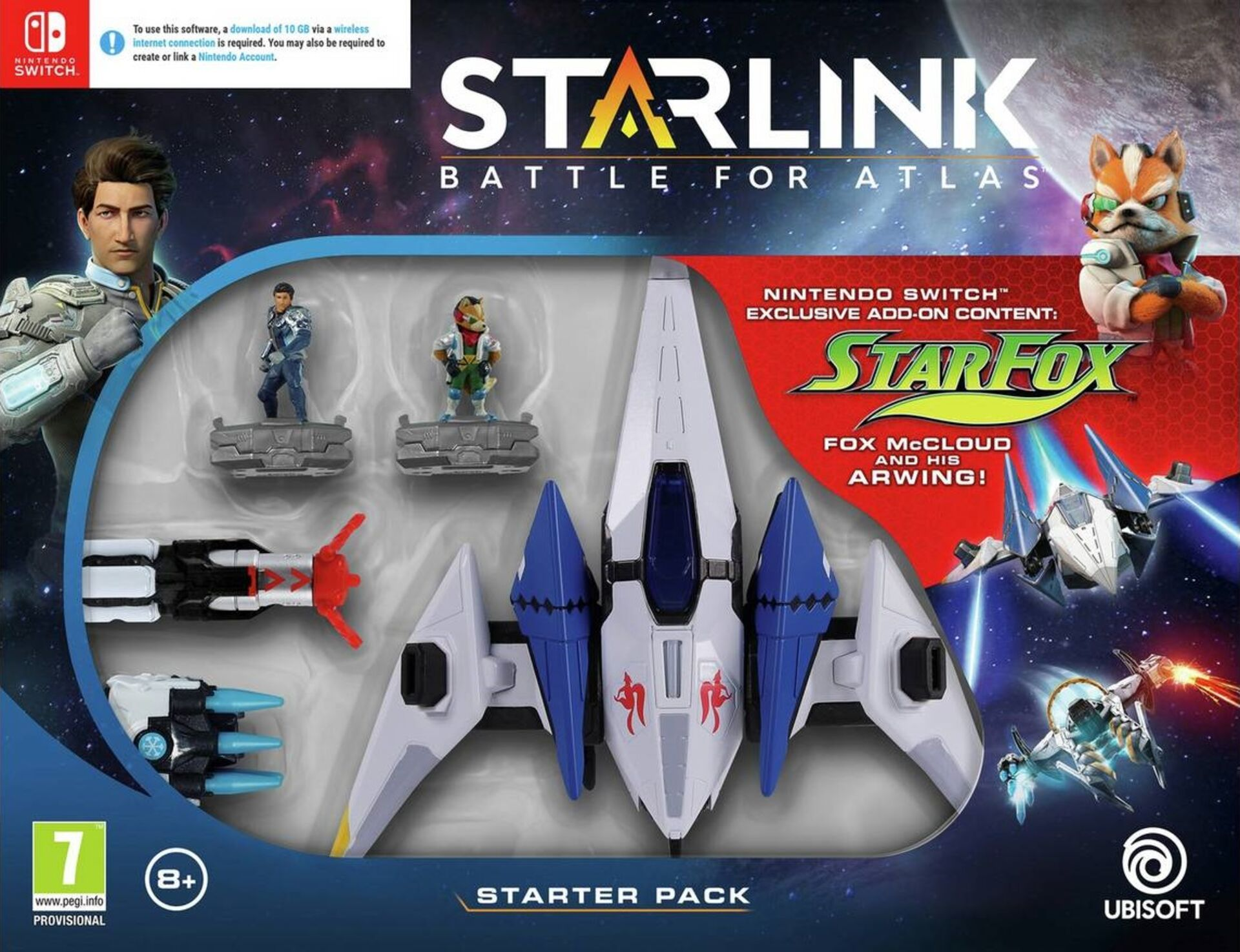 All Starlink: Battle for Atlas - Starter Packs are currently