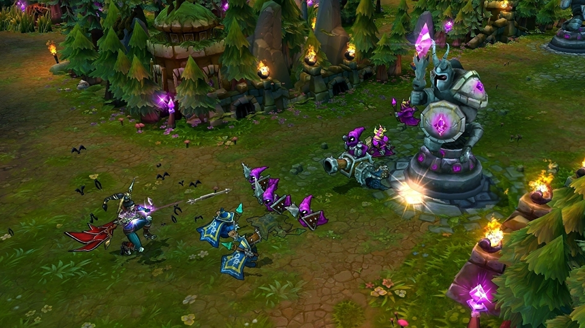 US government blocks League of Legends for players in Iran and Syria