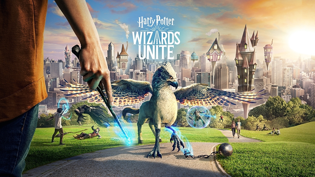 harry potter wizards unite finalmente disponibile per