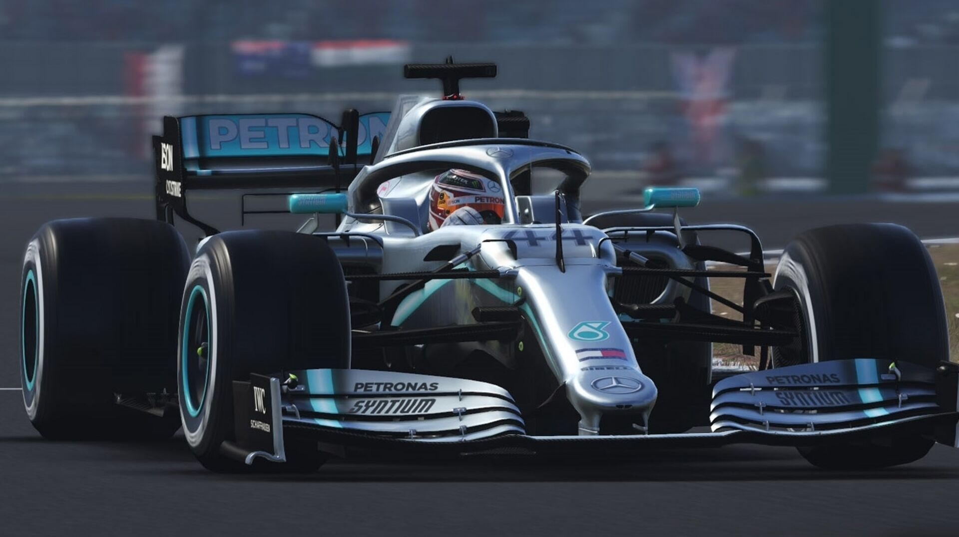 F1 2019 review - the most authentic F1 game to date