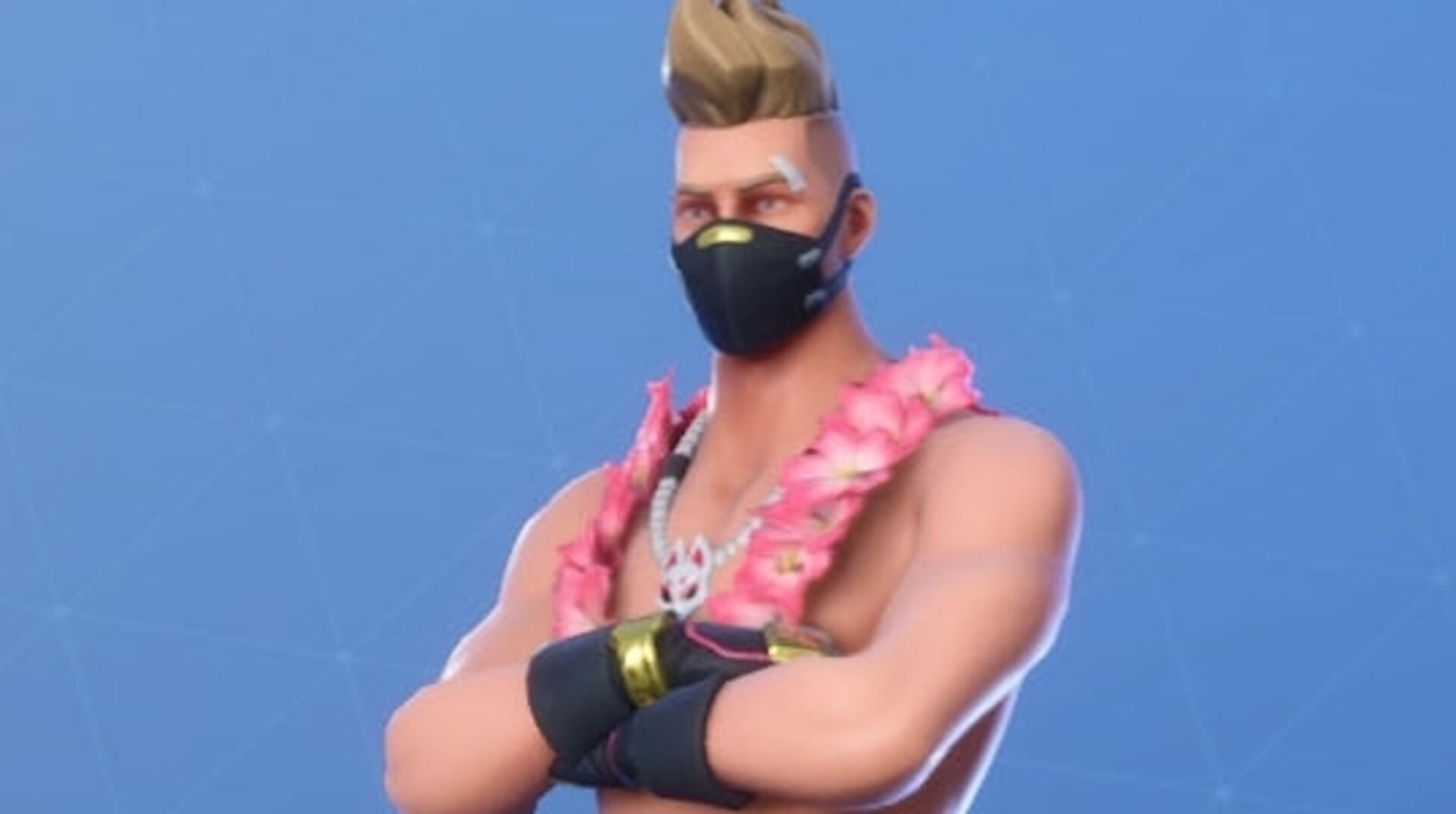 Fortnite Fans Accuse Epic Of Bending Own Rules After Battle Pass Character Drift Sold With Beachwear Outfit Eurogamer Net