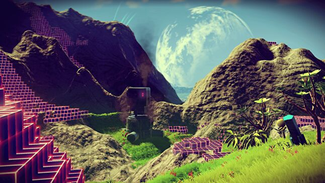Hello Games has always remained independent, with No Man's Sky developed by between six and fifteen people