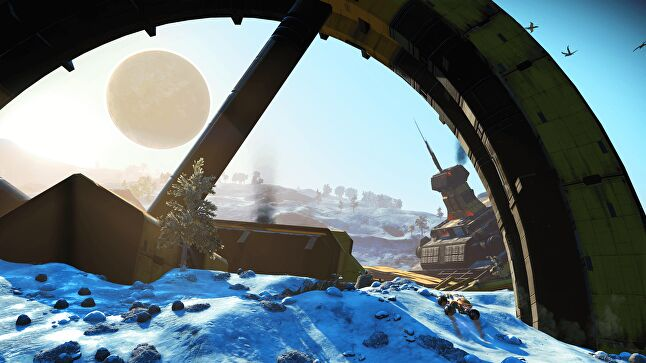 Each of No Man's Sky's updates have significantly expanded the gameplay and more are on the way with this year's Beyond