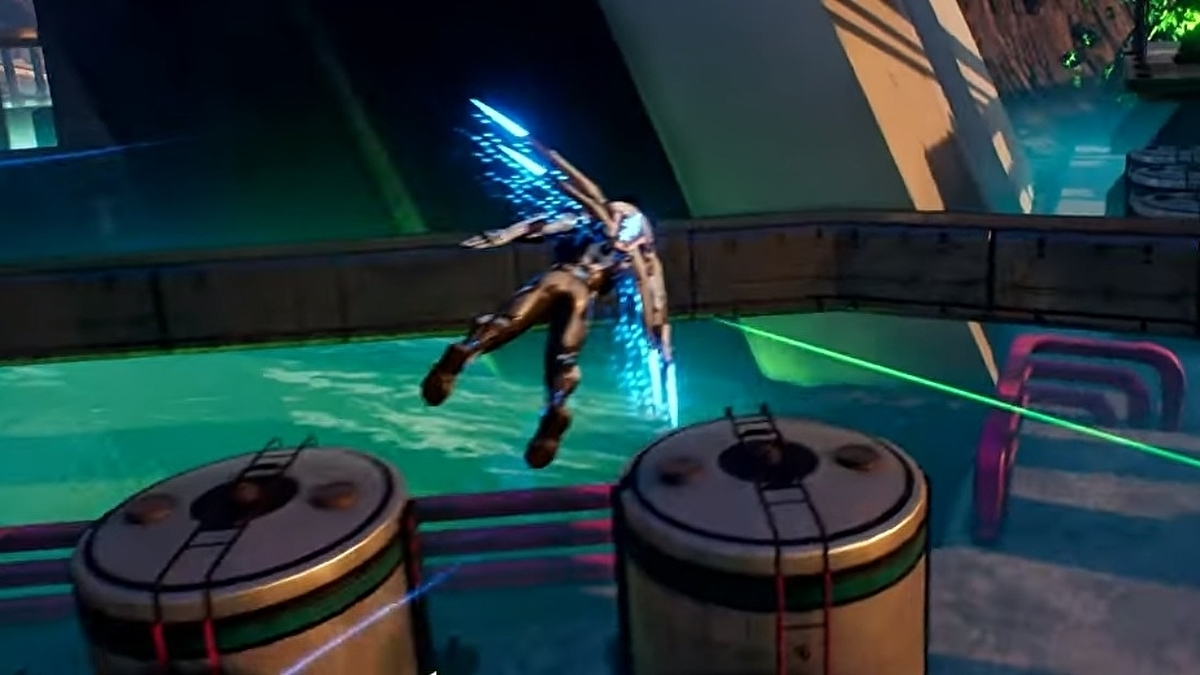 Crackdown 3 gets a wingsuit in new campaign update