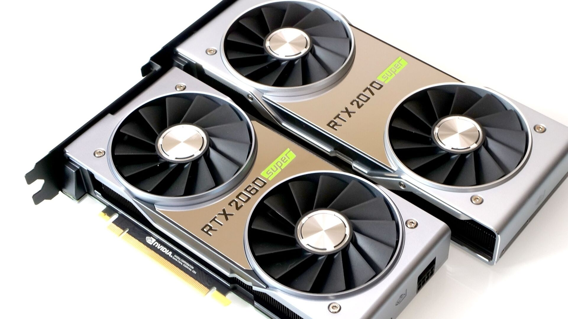 Nvidia GeForce RTX 2060 Super / RTX 2070 Super review: timely