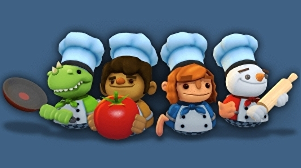 Get your chefs hat on: Overcooked is free on the Epic ...