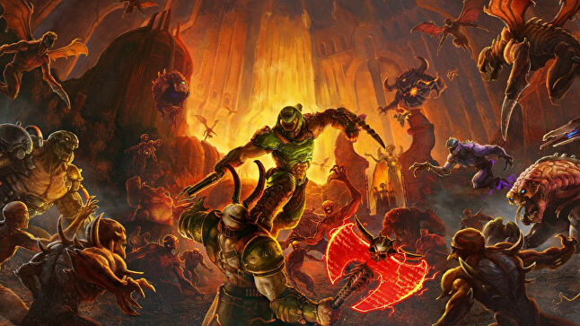 The next Doom game is coming to Xbox One, PS4 and Nintendo Switch