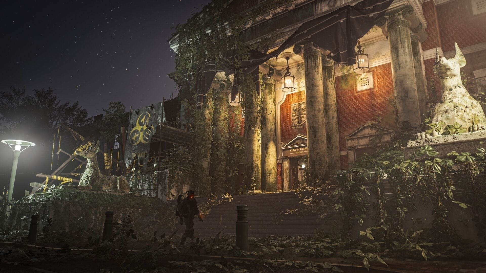 The Division 2's first free episode adds Expeditions, new missions