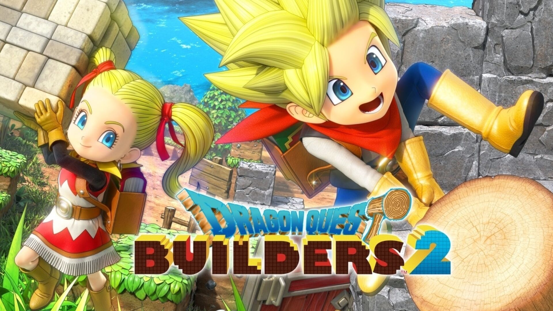 Dragon Quest Builders 2 review - a little Breath of the Wild