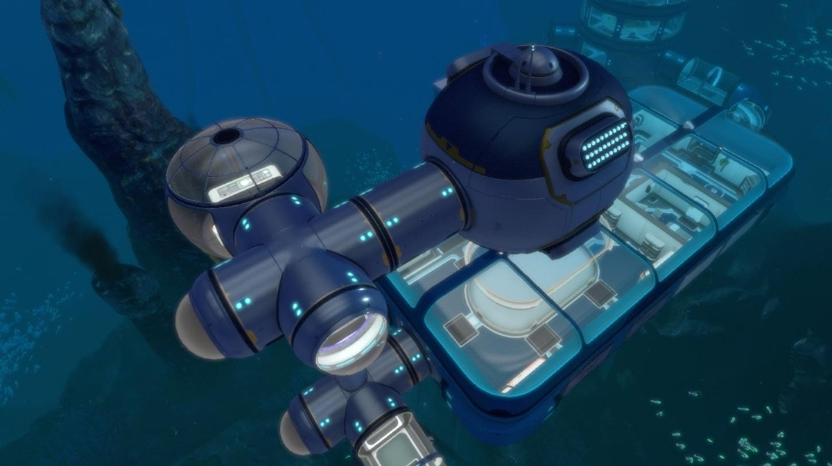 Subnautica: Below Zero's Arctic Living early access update is all about home improvements