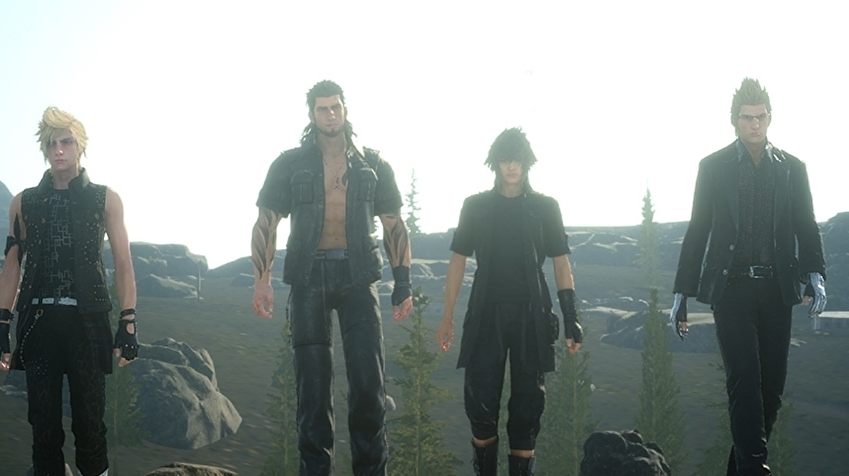 Final Fantasy 15's AI is secretly a grand philosophy experiment