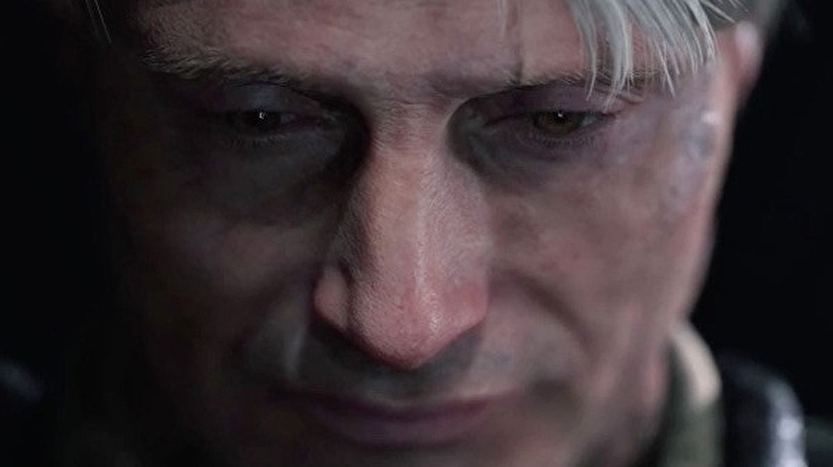 Kojima passed on a Keanu recommendation because he wanted Mads instead