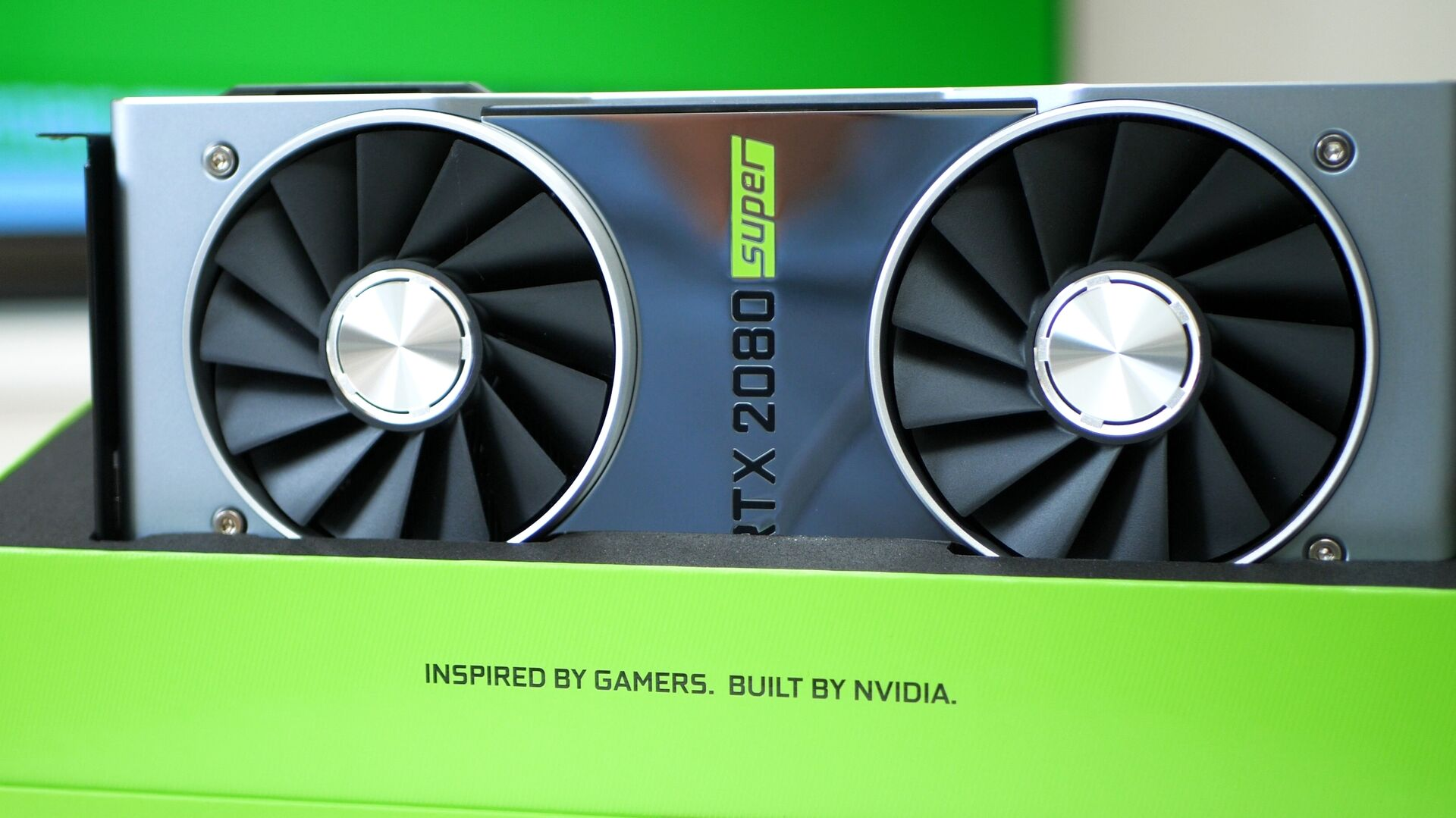 Nvidia GeForce RTX 2080 Super: rasterisation analysis