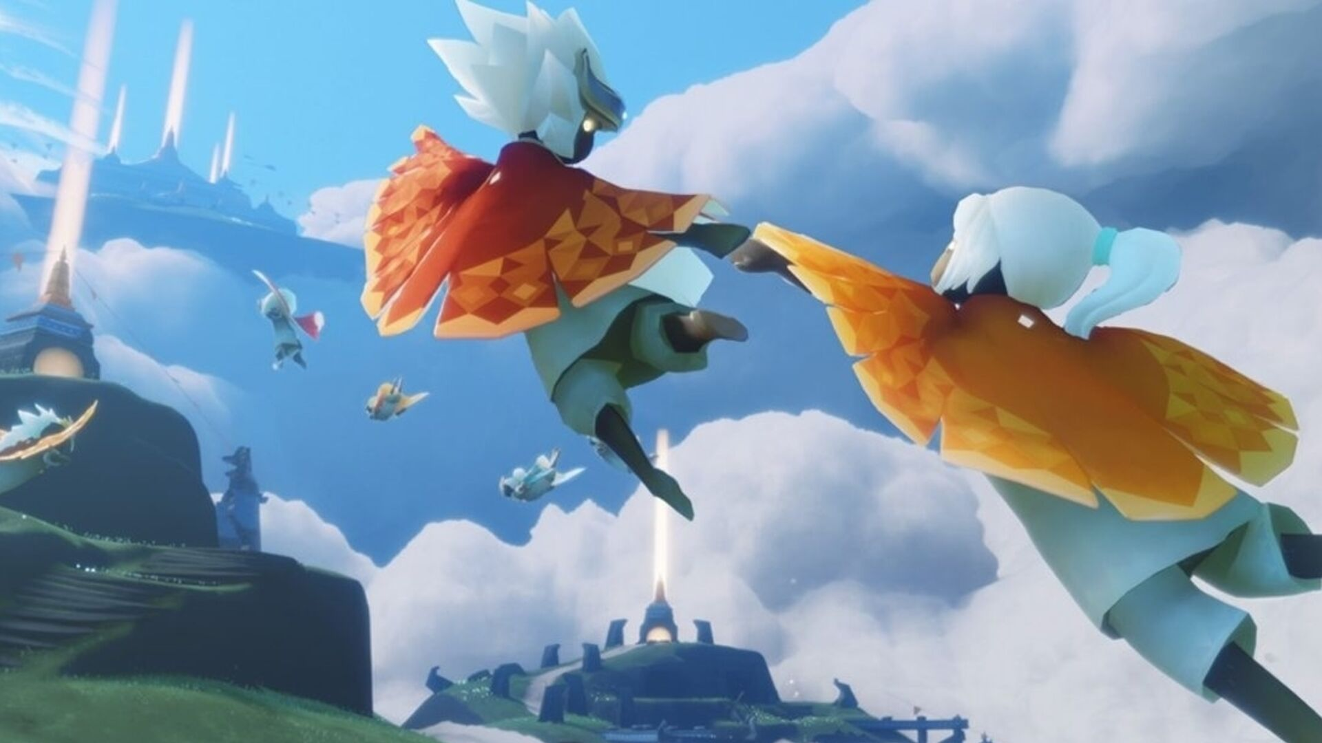 Sky: Children of the Light is more tasteful epiphany from the makers of  Journey • Eurogamer.net