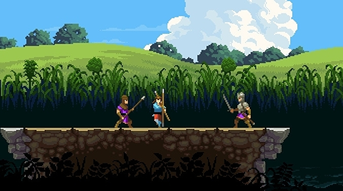 Savior is a Metroidvania with animations good enough to impress the Prince of Persia
