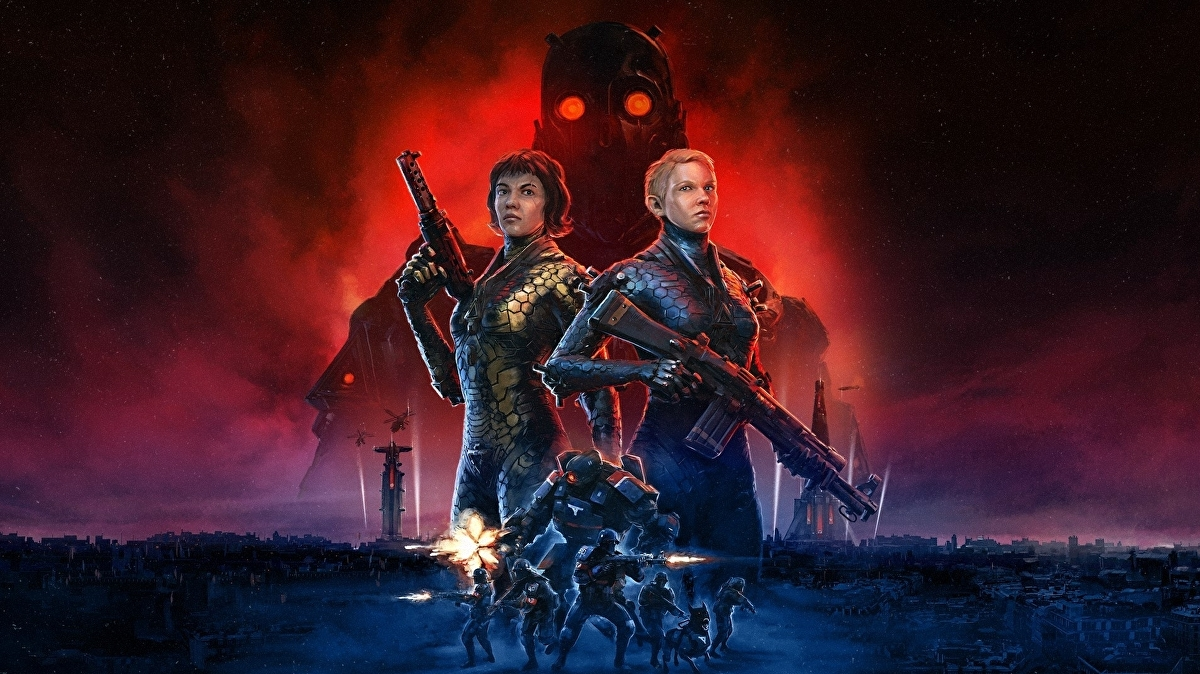 Wolfenstein: Youngblood review - slender, buggy, but sincerely enjoyable co-op mayhem