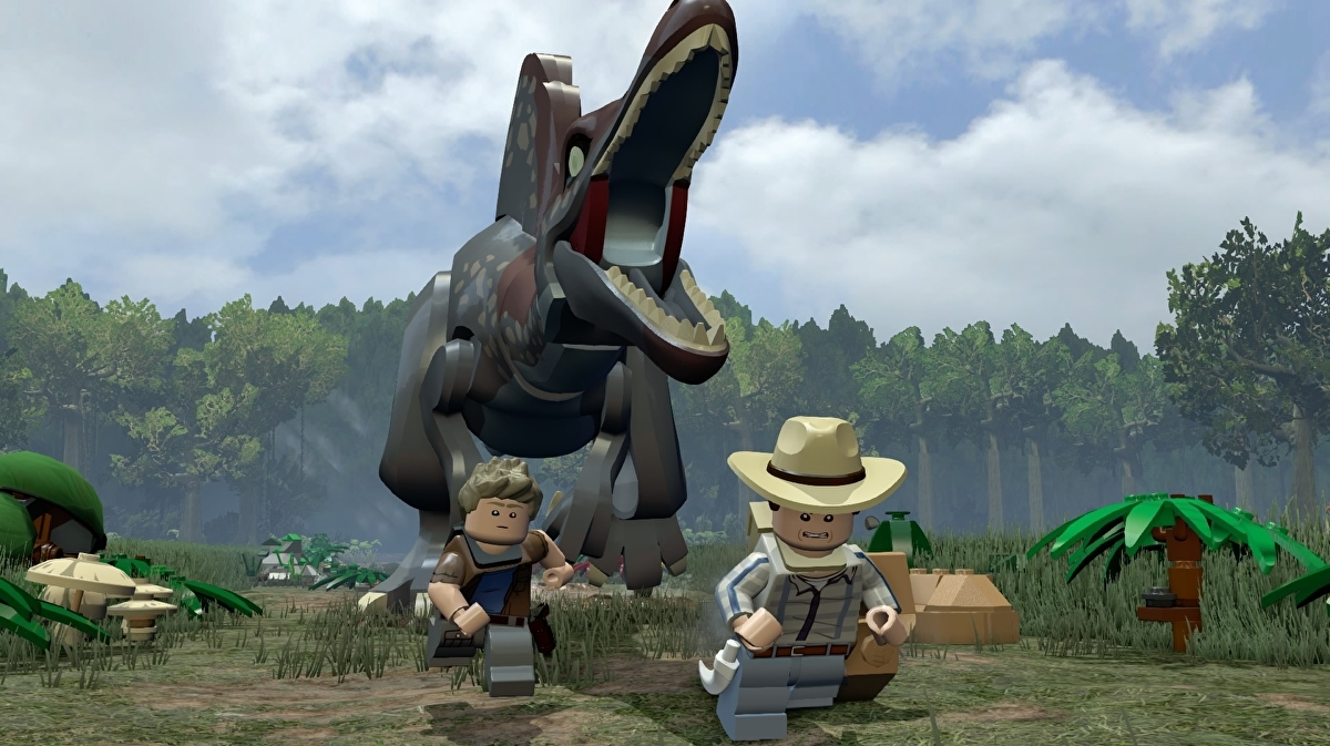 Lego Jurassic World is coming to Switch this September ...