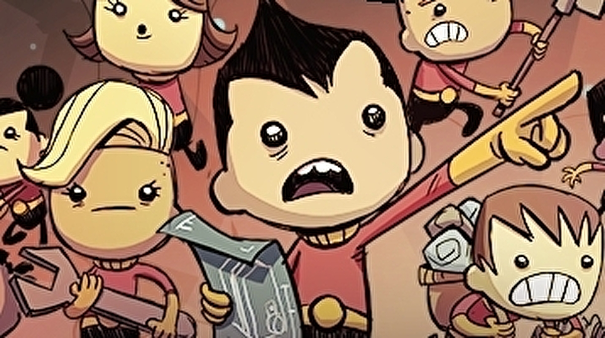 Oxygen Not Included: another sadistic banger from the masters of misery