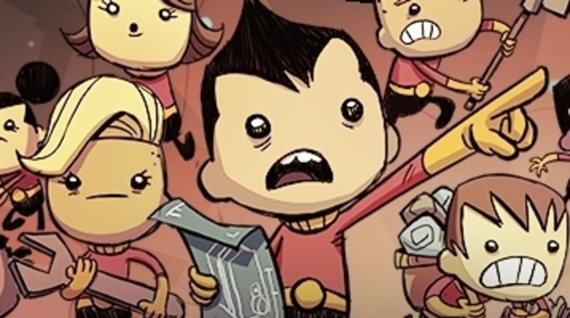 Oxygen Not Included: another sadistic banger from the masters of