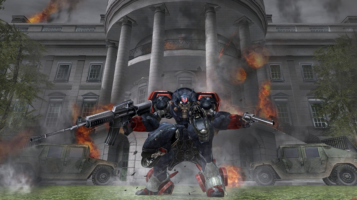 Metal Wolf Chaos XD review - as dazzlingly dumb as its legend