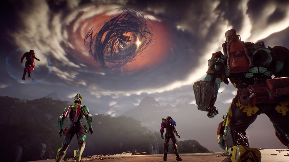 Anthem's long-promised limited-time Cataclysm event is finally here