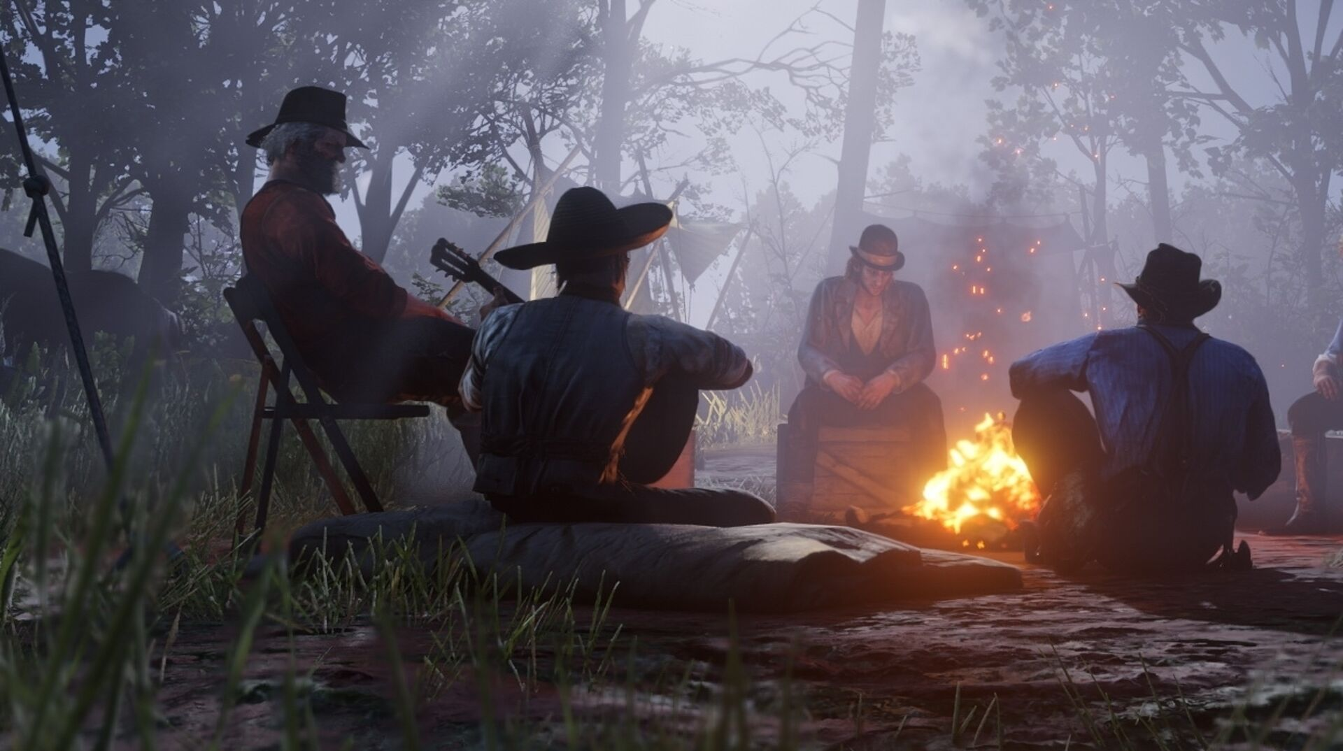 Red Dead Redemption 2's original score is now available on