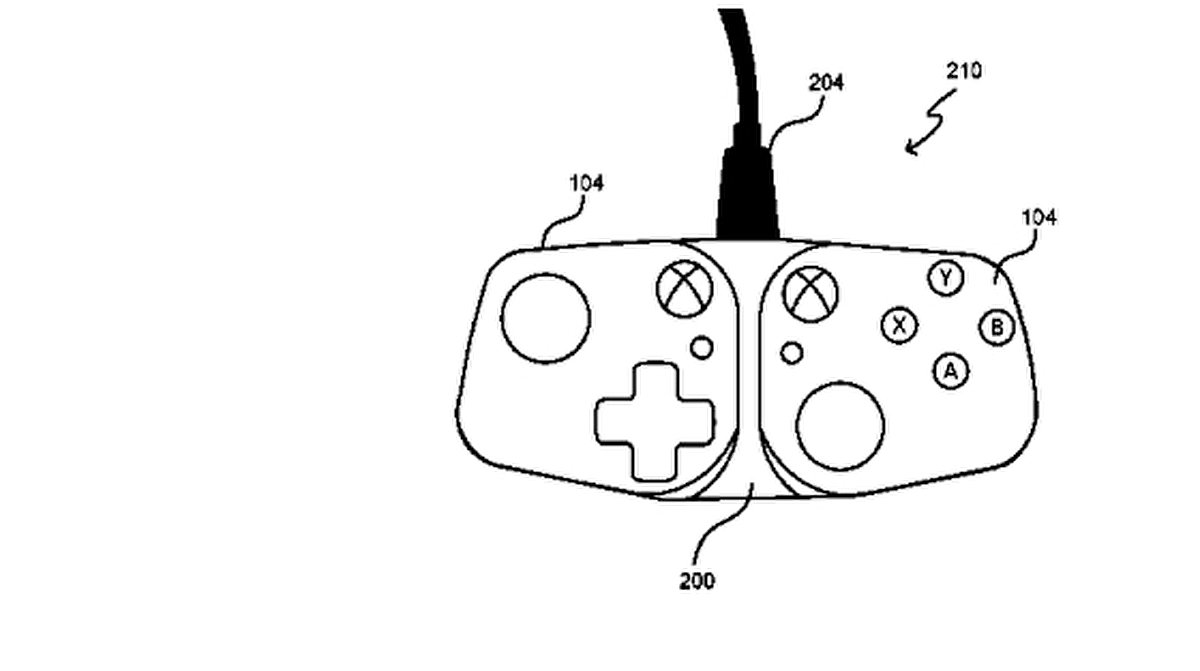 This Microsoft patent hints at plans to turn your smartphone into a handheld Xbox device
