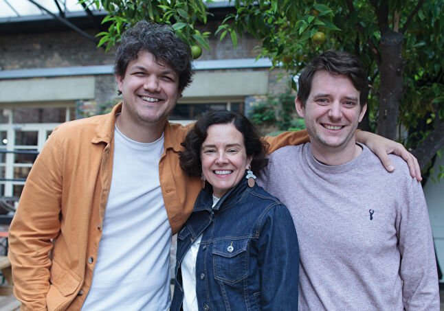 Ustwo Games management reshuffle: Dan Gray, Maria Sayans, and Peter Pashley