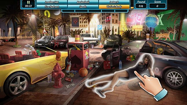 Hidden object games like CSI: Hidden Crimes helped the studio prepare for larger projects
