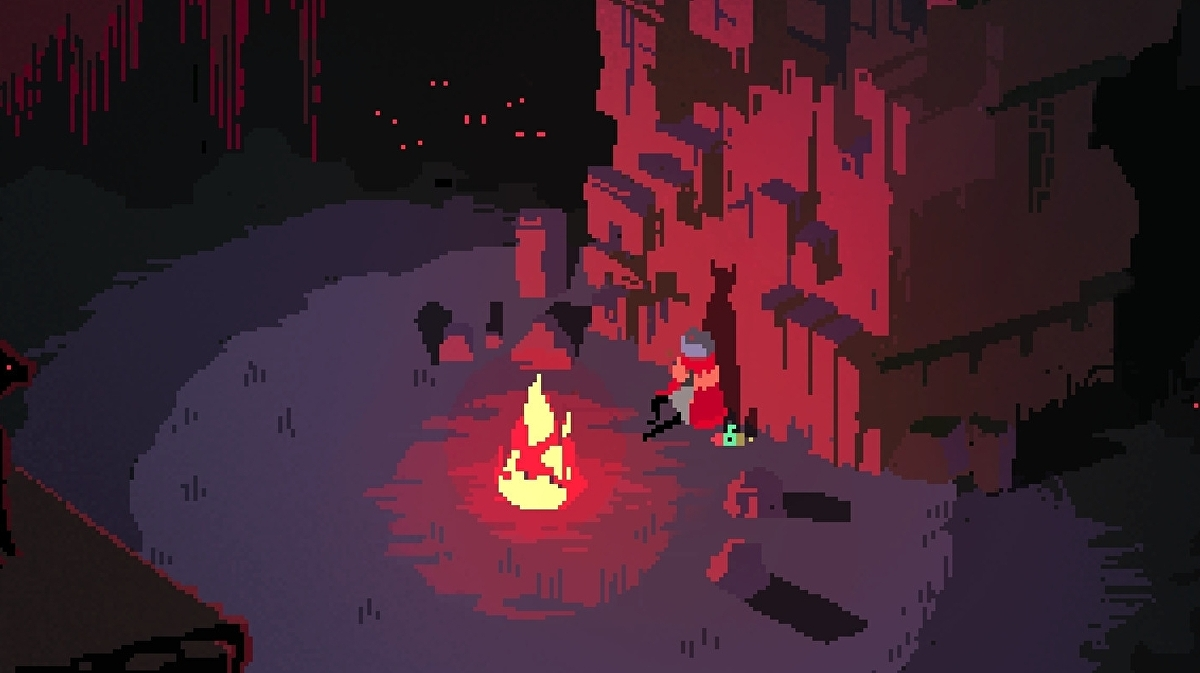 In my memory, Hyper Light Drifter is a perfect piece of video game storytelling