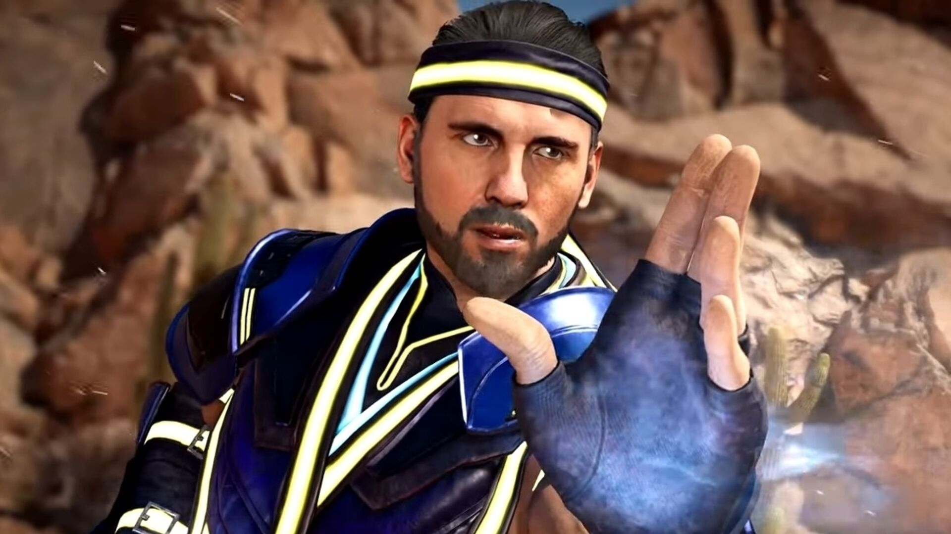A Dj Did Voice Acting For A New Mortal Kombat 11 Sub Zero Skin And